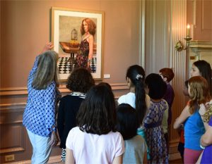 Children's Art Talk & Tour
