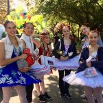 Akhmedova Ballet in Kensington Labor Day Parade