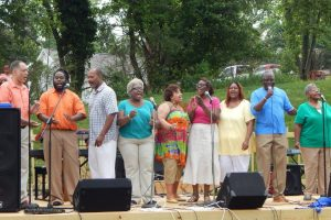 Jubilee Voices at Talbot Avenue Bridge Centennial