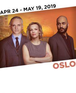 Oslo by J.T. Rogers