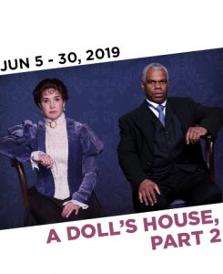 A Doll's House, Part 2 by Lucas Hnath