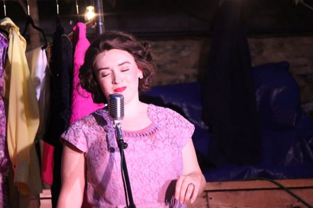 """Shelly Lynn Walsh performs songs like """"Walkin' After Midnight,"""" """"Sweet Dreams (Of You),"""" """"Crazy"""" and """"I Fall to Pieces"""" in the title role of """"Always...Patsy Cline."""""""
