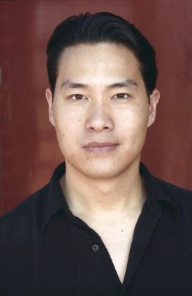 Choreographer Darren Lee