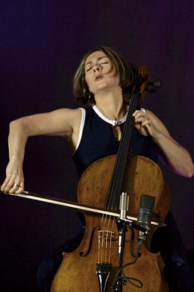 "Tanya Anisimova's Sept. 14 concert is titled ""Cello, the Magician."""
