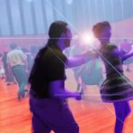 Silver Spring Contra Dance with Frog Hammer