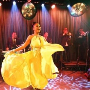 Celia Cruz Rumba