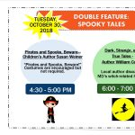 Double Feature: Spooky Tales