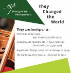 They Changed the World: They are Immigrants Free Concert