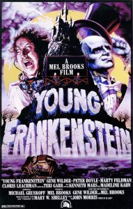 Film & Brew Party: Young Frankenstein