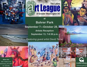 Gallery Exhibit: The Latino Art League