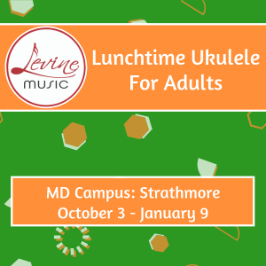 Lunchtime Ukulele For Adults