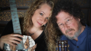Al Petteway and Amy White in Concert
