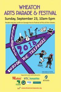 Wheaton Arts Parade & Festival
