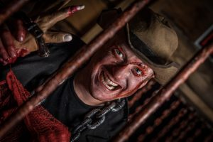 Markhoff's Haunted Forest on Calleva Farm in Dickerson features night frights on two trails and a town.