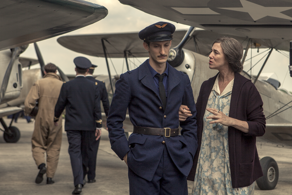 """Director Eric Barbier's """"Promise at Dawn"""" offers a new take on the French-Jewish writer Romain Gary's autobiography. Gary was one of France's most popular and prolific authors."""