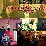 Mystical Poets Presents: Music & Lyrics
