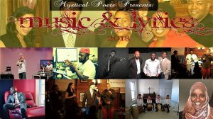 Mystical Poets Presents: Music & Lyrics