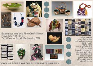 Edgemoor Art and Fine Craft Show