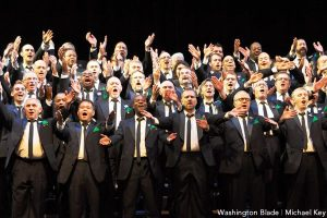 Potomac Fever and the Rock Creek Singers of the Gay Men's Chorus