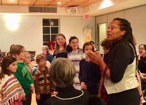 October Community Family Sing