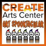 Halloween Art Spooktacular!