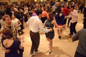 Roaring 20's Swing Dance with with Halley Shoenberg's Revival Jazz Band