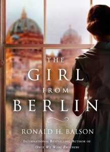 Lessans Family Literary Series Presents Ron Balson: The Girl from Berlin Book Club Brunch