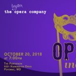 Opera Incognito: A Concert of Disguise and Deception in Time for Halloween