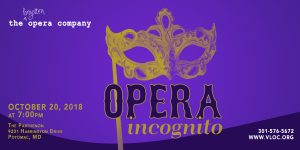 Opera Incognito: A Concert of Disguise and Decepti...