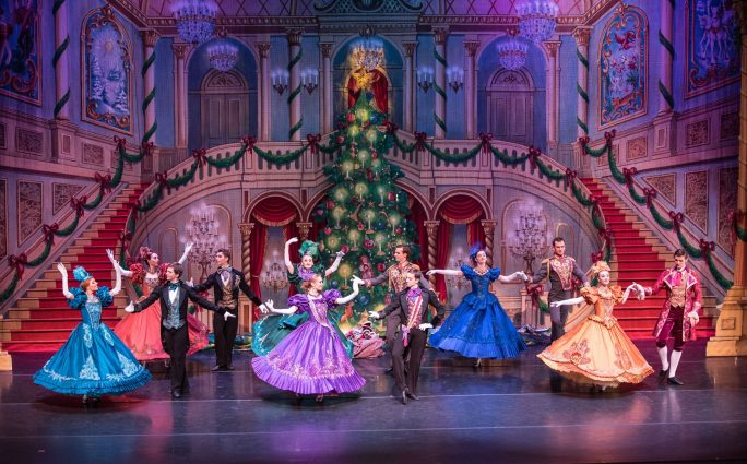 "The Moscow Ballet brings its ""Great Russian Nutcracker"" to The Music Center at Strathmore for three shows."