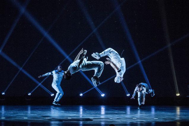 """The Hip Hop Nutcracker"" translates Tchaikovsky's score into the language of hip-hop dance."