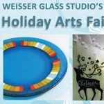 Weisser Glass Studio's 8th Annual Holiday Arts Fair & Open House