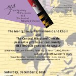 Montgomery Philharmonic Performs Beethoven's 9th Symphony at Lake Forest Mall!