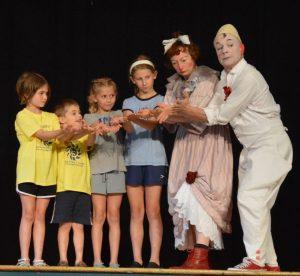 Pinot & Augustine, Wheaton Family Theatre Seri...