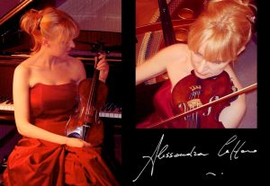 Virtuosic Violin with Alessandra Cuffaro & Sim...