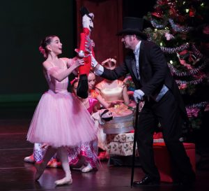 "Akhmedova Ballet ""Nutcracker Night"""