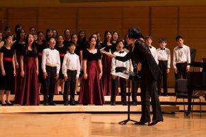 Glorystar Children's Chorus Winter Concert