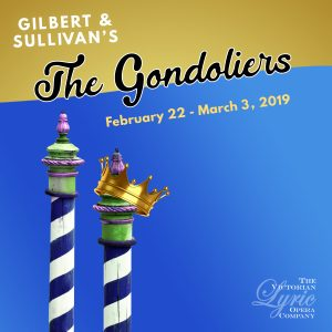 VLOC presents The Gondoliers, by Gilbert & Sul...