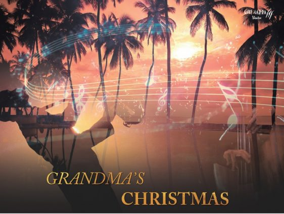 "In ""Grandma's Christmas,"" Kim (Karen Lawrence) must make some new traditions for her family."