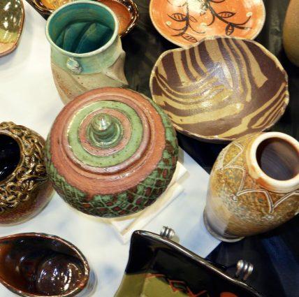 Glen Echo Pottery's sales features more than 4,000 unique pots