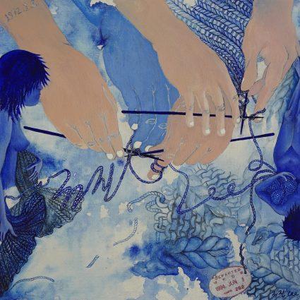 Panel by Kyujin Lee