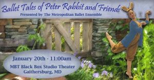 Ballet Tales of Peter Rabbit and Friends