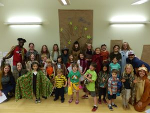 Revels After-School Workshops (Grades 2-3)