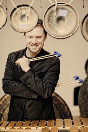 "British percussionist Colin Currie will join the BSO in a concert featuring the U.S. premiere of Helen Grime's ""Percussion Concerto,"" a piece he commissioned."