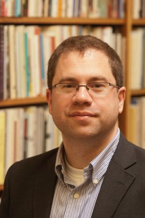 "University of Maryland, College Park Associate Professor Richard Bell: historian, author, teacher and ""Hamilton"" fan."