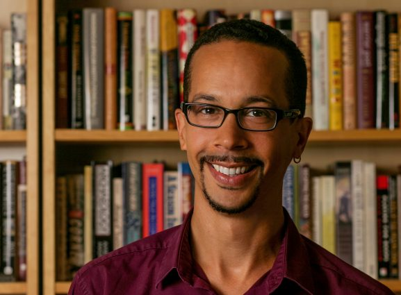 Silver Spring poet Hayes Davis, a two-time Pushcart Prize nominee who teaches high school English, will share his poetry at the Feb. 10 DiVerse reading.