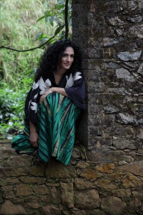 """Badi Assad invites audiences to join her in an aural """"adventure around the world."""""""