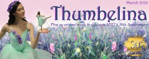 Thumbelina, a ballet