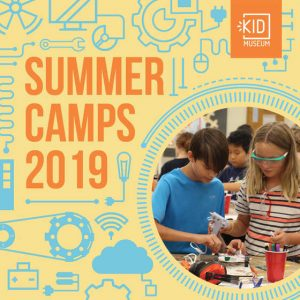 Summer Camp: Story Makers (2nd - 4th Grade)