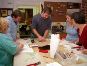 Winter Workshops at The City of Gaithersburg's Art...
